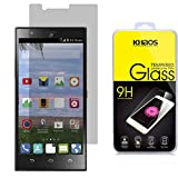 KHAOS for ZTE Lever Z936L Screen Protector,...