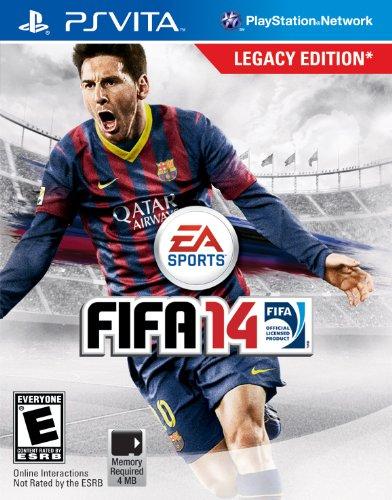 FIFA 14 Legacy Edition - PlayStation Vita Delaware