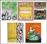 NCERT Textbook Economics Combo Set 9th to 12th English Medium (5 Booklets)
