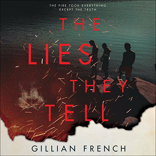 The Lies They Tell                   De :                                                                                                                                 Gillian French                               Lu par :                                                                                                                                 Caitlin Davies                      Durée : 7 h et 3 min     1 notation     Global 3,0