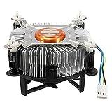 Enfriador de ventilador de enfriamiento de CPU de material de...