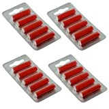SPARES2GO-polvere universale-Stick deodorante per auto, confezione da 20 pezzi