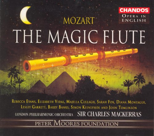 Die Zauberflöte (The Magic Flute), K. 620 (Sung in English): Act II: We worship at the altar (Sarastro)
