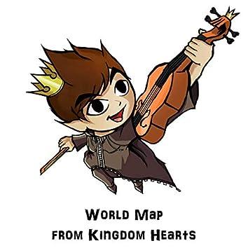 "World Map (From ""Kingdom Hearts"")"