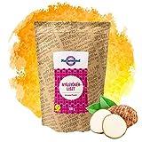 Naturmind Pfeilwurzelmehl 500g | Arrowroot Flour | Stärkemehl | Pfeilwurzelstärke | Glutenfrei | 100% Rohkostqualität | Vegan | Paleo | Gluten Free Flour | Perfekt für Süße und Salzige Rezepte