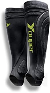 Youper Leg Guards, Protective Soccer Shin Guard Holders, Protection for Lower Leg and Ankle