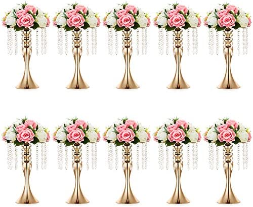 Floreros para boda