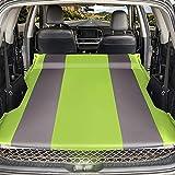 JONJUMP - Materasso gonfiabile da viaggio per auto per divano e divano gonfiabile, universale, per sedile posteriore, multi funzionale, cuscino per divano esterno
