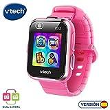Vtech 3480-193887 Kidizoom Smart Watch DX2 - Reloj inteligente para niños con doble cámara, color verde