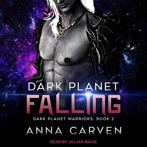 Dark Planet Falling Audiobook By Anna Carven cover art