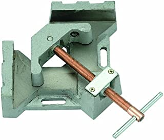 Strong hand Tools WAC34 2-Axis Fixture Vise with Standard Screw Machined On Two Outside Surfaces and 3.75-Inch Miter Joint/2.45-Inch T-Clearance