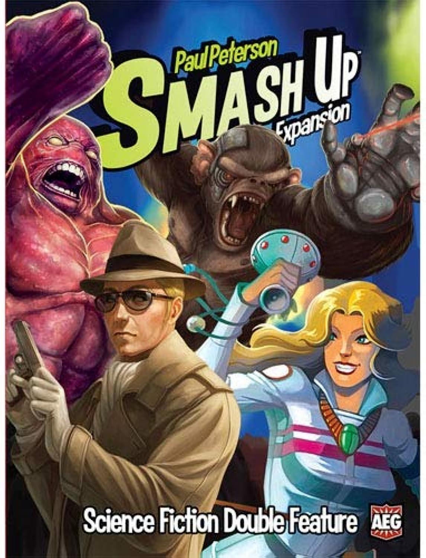 Smash Up Science Fiction Double Feature Expansion