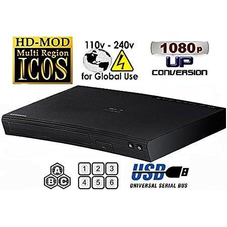 Samsung BD-P1200 Blu-Ray Disc Player