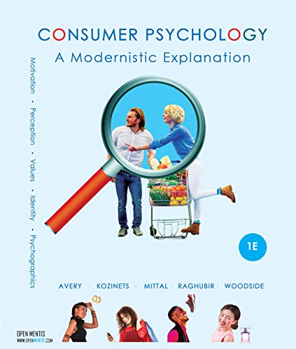 CP/CB—Consumer Psychology: A Modernistic Explanation (English Edition)