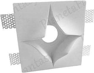 Star-PF20 Ceramic Spotlight Holder with 50 Pieces + Spring Block Bulb