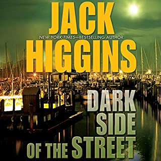 Dark Side of the Street audiobook cover art