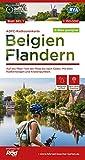 ADFC-Radtourenkarte BEL 1 Belgien Flandern,1:150.000, reiß- und wetterfest, GPS-Tracks Download - E-Bike geeignet: Auf ans Meer! Von der Maas bis nach ... Knotenpunkten. (ADFC-Radtourenkarte 1:150000)