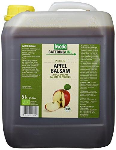 Byodo Apfel Balsamico, 1er Pack (1 x 5 kg Kanister) - Bio