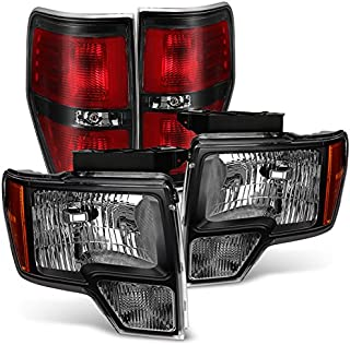 Best 2010 f150 headlights and taillights Reviews