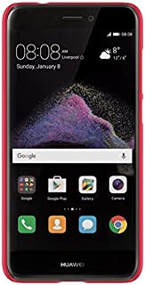 Nillkin Cell Phone Case for Huawei P8 Lite 2017 - Red