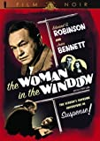 The Woman in the Window DVD REGION 1 (2007) -- NEW! SEALED!!