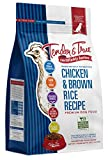 Tender & True 854021 Antibiotic Free Chicken And Brown Rice 23 Lb Dry Dog Food, One Size
