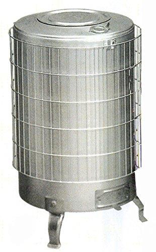 Theca 650014-Poêle à bois (galvanisé)