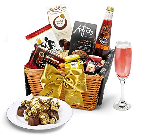 Windermere Hamper with Alcohol-Free Pressé