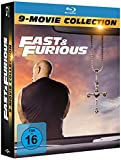 Fast & Furious - 9-Movie Collection [Blu-ray]