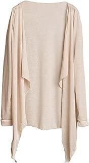 Women Cardigan Lightweight Long Autunm Thin Long Sleeve Open Fron Outwear Tops