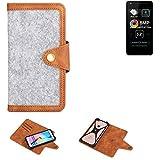 K-S-Trade® Handy-Hülle Für Allview A9 Lite Schutz-Hülle