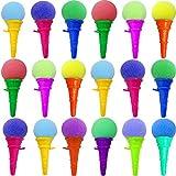 German Trendseller® - 12 x EIS Cream - Party Shooter - für Kinder ┃ Kindergeburtstag ┃ Super...