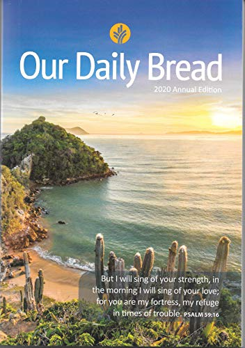 Our Daily Bread 2020 Annual Edition