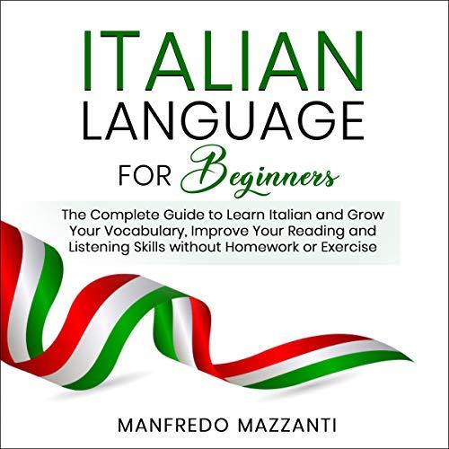 Italian Language for Beginners Titelbild