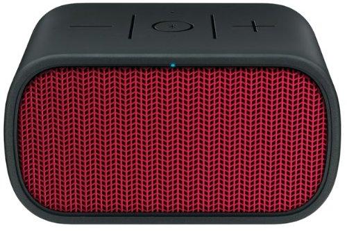 UE Mini Boom Lautsprecher (Bluetooth) schwarz/rot