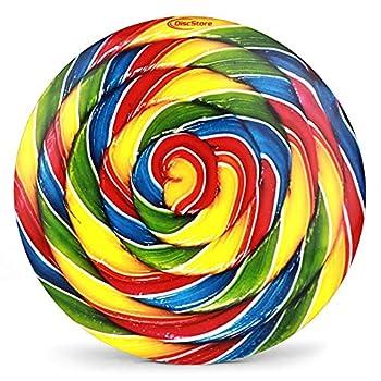 Discraft ESP Buzzz Supercolor Disc Golf Midrange Flying Disc Plus Free Mini Marker - Lollipop