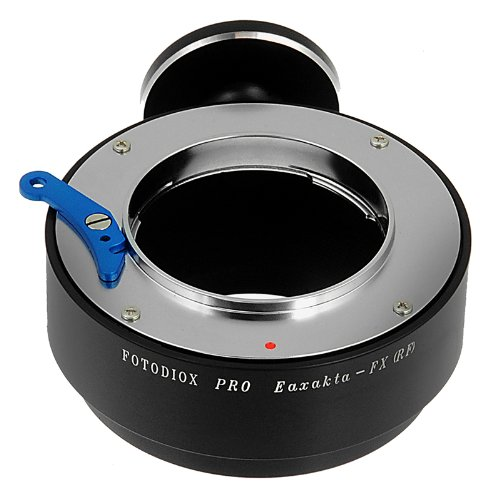 Fotodiox Pro Lens Mount Adapter Compatible with Exakta, Auto Topcon Lenses on Fujifilm X-Mount Cameras