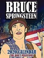 Bruce Springsteen 2020 Calendar: The Boss's Milestones