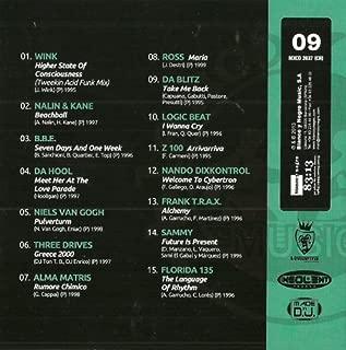 Club Classics 1995-1999 (Rave/Techno/House ) (Compilation CD, 18 Tracks)