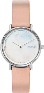 Skagen Women's Signatur Two-Hand Silver-Tone Stainless Steel Watch SKW2771
