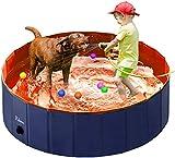 Fuloon Piscina per Cani, Piscina per Bambini,Vasca da Bagno per Cani Gatti...