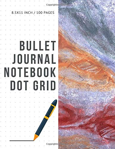 Bullet Journal Notebook Dot Grid: Cheap Composition Journals Books College Ruled To Write In Letter Paper Size 8.5 X 11 Volume 56
