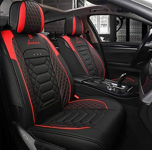 YSDS-JZ Coperchio dal Sedile Auto, 5 Posti Set Completo Universale Fit, Sport Impermeabile Anti-Slip di Stile di Protezione per Seggiolino Auto 9...