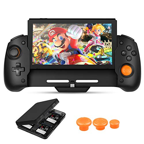 ZACRO Grip Controller Compatibile con Nintendo Switch,Switch direct plug-in controller is a special game controller for Switch game console