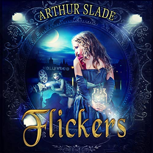 Flickers audiobook cover art