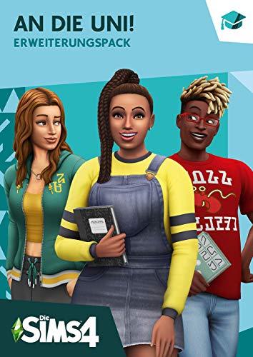 Die Sims 4 - An die Uni! (EP 8) [PC Code - Origin]