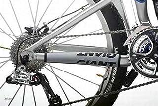 LIOOBO bielas Resistentes al Desgaste Protectores Protectores Fundas Fundas para Bicicleta Bicicleta de monta/ña
