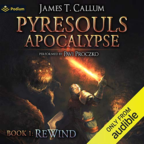 Rewind Audiobook By James T. Callum cover art