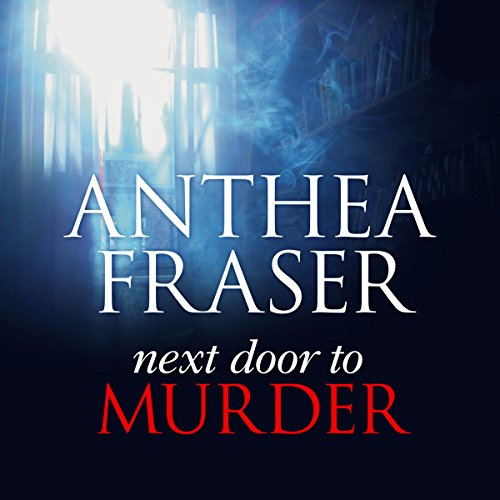 Next Door To Murder audiobook cover art