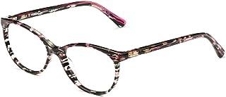 7cc52e1232 Etnia Barcelona - Montura de gafas - para mujer Negro Gestreift Mix - Mix  Marmor Large